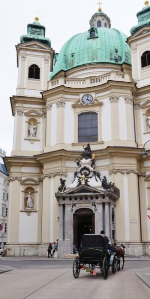 St Petrikirche Wien Concert