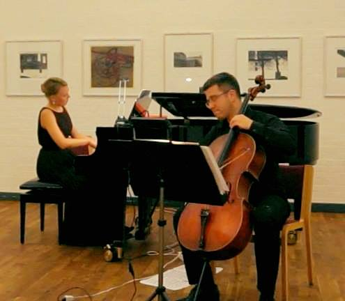 Maribo Musikforening DuoHudler Andersson